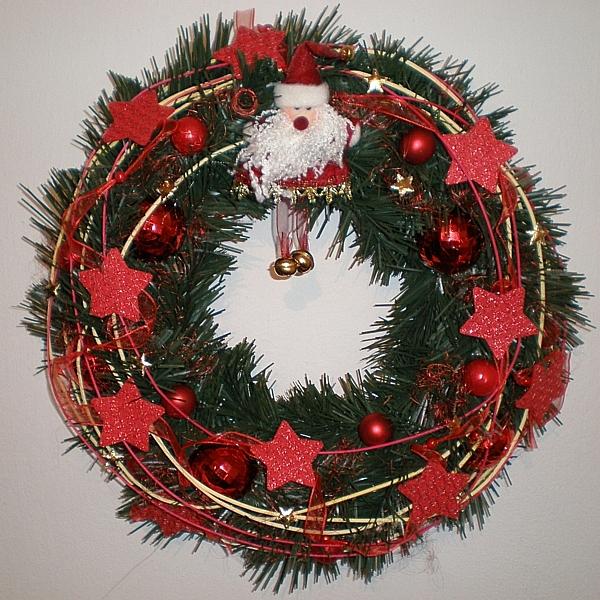 ab8c530c6 Vianočné venčeky na dvere. - Vianočné stromčeky umelé.